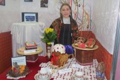 Стенд венгерской кухни